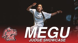 The Ladies Call Vol. 3 Organized by Xiao Mei https://www.facebook.com/events/608251972911300/ Judge Showcase by Megu from Japan DJ: Bolo Emcee: ...