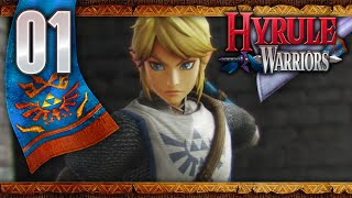 Let's Play: Hyrule Warriors (Legend Mode)
