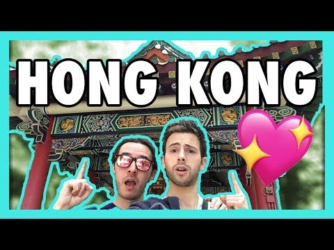 WE'VE FALLEN IN LOVE | Gay Travel in Hong Kong