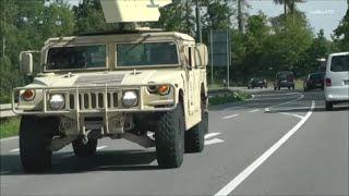 Hmmwv - High Mobility Multipurpose Wheeled Vehicle - Humvee, AM General