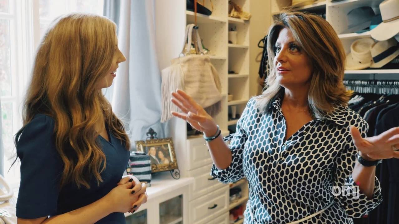 OMJ Closet Confessions With Kathy Wakile   YouTube