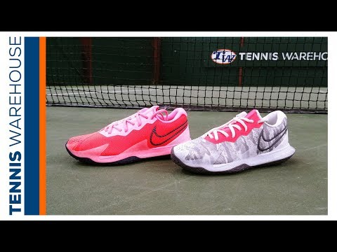 Nike Air Zoom Vapor Cage 4 Tennis Shoe Review 💛🧡❤️