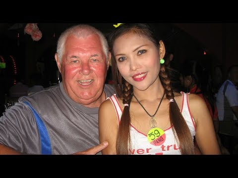 Why do Young Thai Women date Old White Men