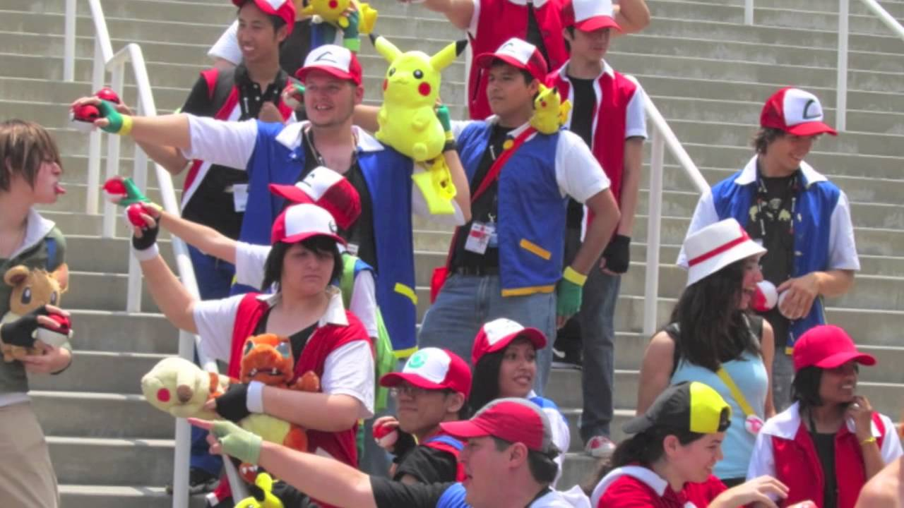 Chili pokemon cosplay