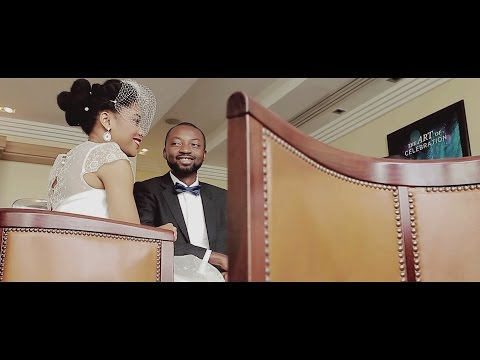 Osemhen & Kingsley || Nigerian Wedding Film || Directed By Joseph Entekume