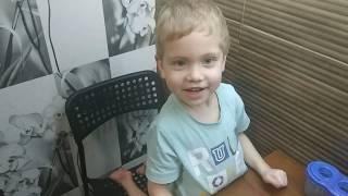 Урок рисования для детей 2 - 3 года. Развивающие игры с детьми 1 - 2 года