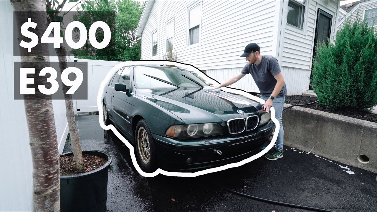 Bringing the $400 E39 525i BMW Back to Life