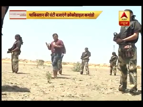 Ghanti Bajao: BSF commandos' life amidst extreme challenges of nature in Rann of Kutch