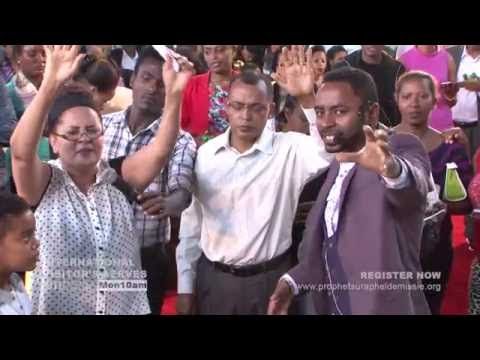 PRESENCE TV CHANNEL JULY 7, 2016 PROPHET SURAPHEL DEMISSIE