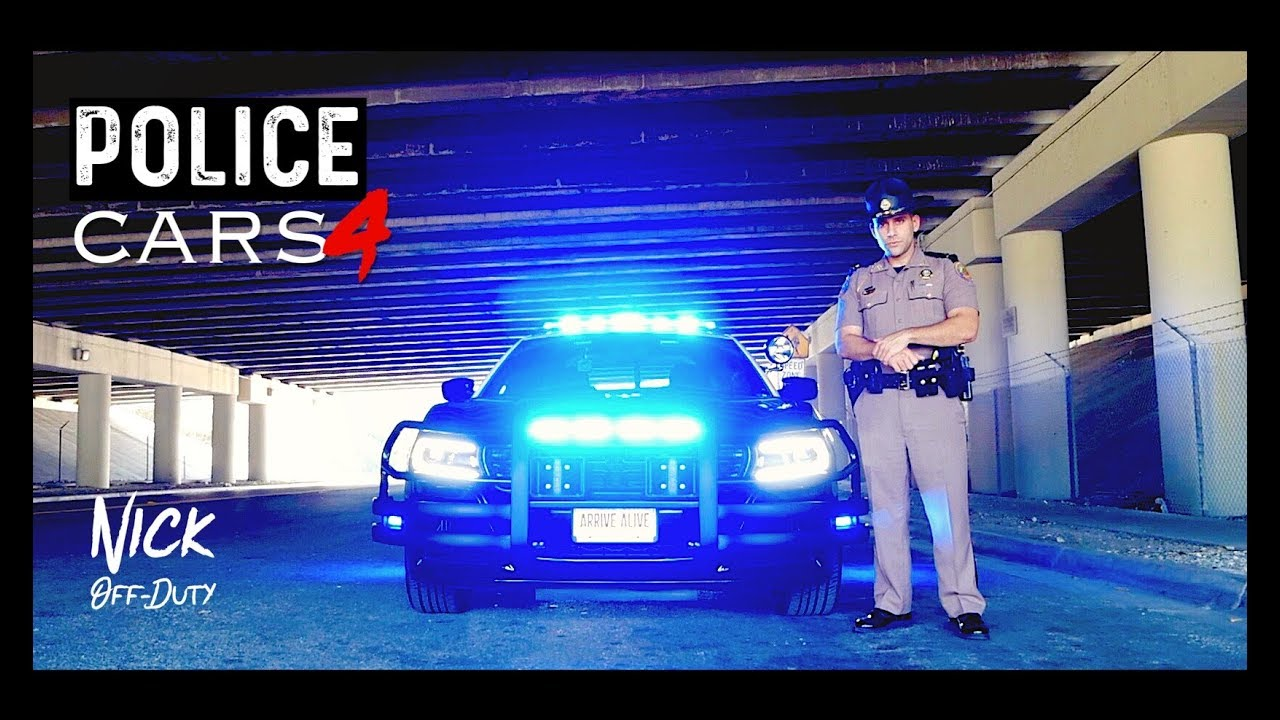POLICE CARS: Florida Highway Patrol (DODGE CHARGER RT HEMI Pursuit Package)