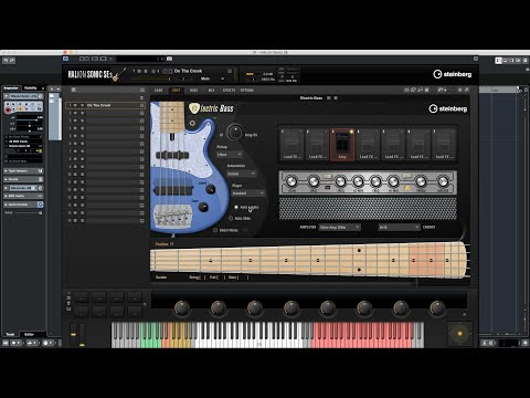 Steinberg | Electric Bass | Demo & Review