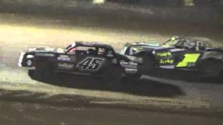 Boothill Speedway Factory Stock A feature SUPR night 3/26/16