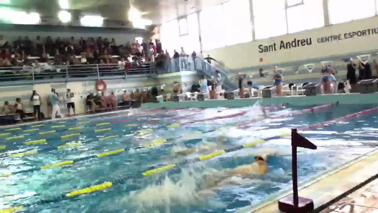 200 estilos piscina de sant andreu youtube for Piscina sant andreu