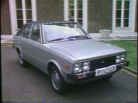 Korean Car Industry | Hyundai Pony | George Turnball | Drive In | 1977