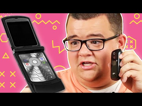 People Use Flip Phones For A Week