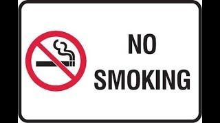 úgy dönt, hogy leszokik a dohányzásról