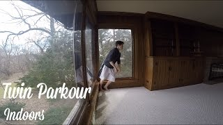Twin Parkour - Indoors