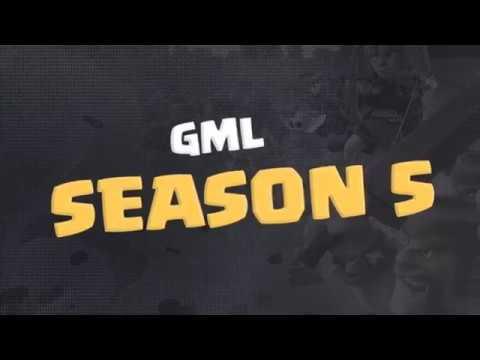 Clash of Clans deutsche Liga | GML - German Midweek League Season 5 | coc deutsch