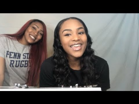 Ar'mon and trey- Wild thoughts, I'm the one, etc. Mashup Reaction