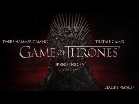 "Let's Play Game of Thrones Episode 1 Folge 5 ""Three Fingers"" Gameplay XBOX360 Blind [HD]"