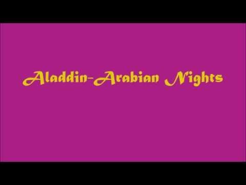 Aladdin Arabian Nights Lyrics