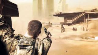 Spec Ops: The Line - In-Game Debut Trailer | HD