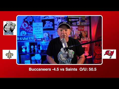 Tampa Bay Buccaneers vs New Orleans Saints NFL Pick and Prediction Sunday 11/8/20 Week 9 NFL