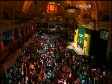 World Matchplay 2007 - Rd 1 - Kevin Painter v Adrian Gray pt. 1