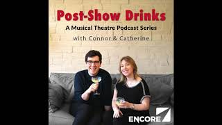 Jeremy Taylor Interview on Encore Radio (Post-Show Drinks) - 22/05/19