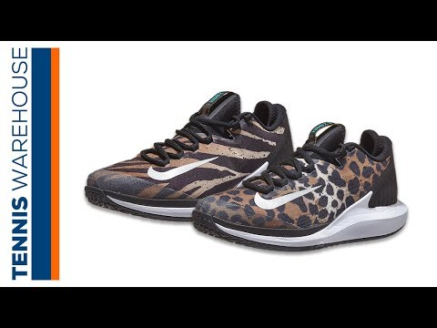👀First Look: New Nike PRINT PACK Summer Tennis Shoes (Vapor, Cage, Zoom Zero, Flare)! 🐯
