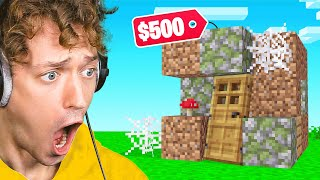 I Paid A Builder In Minecraft... (scammed)