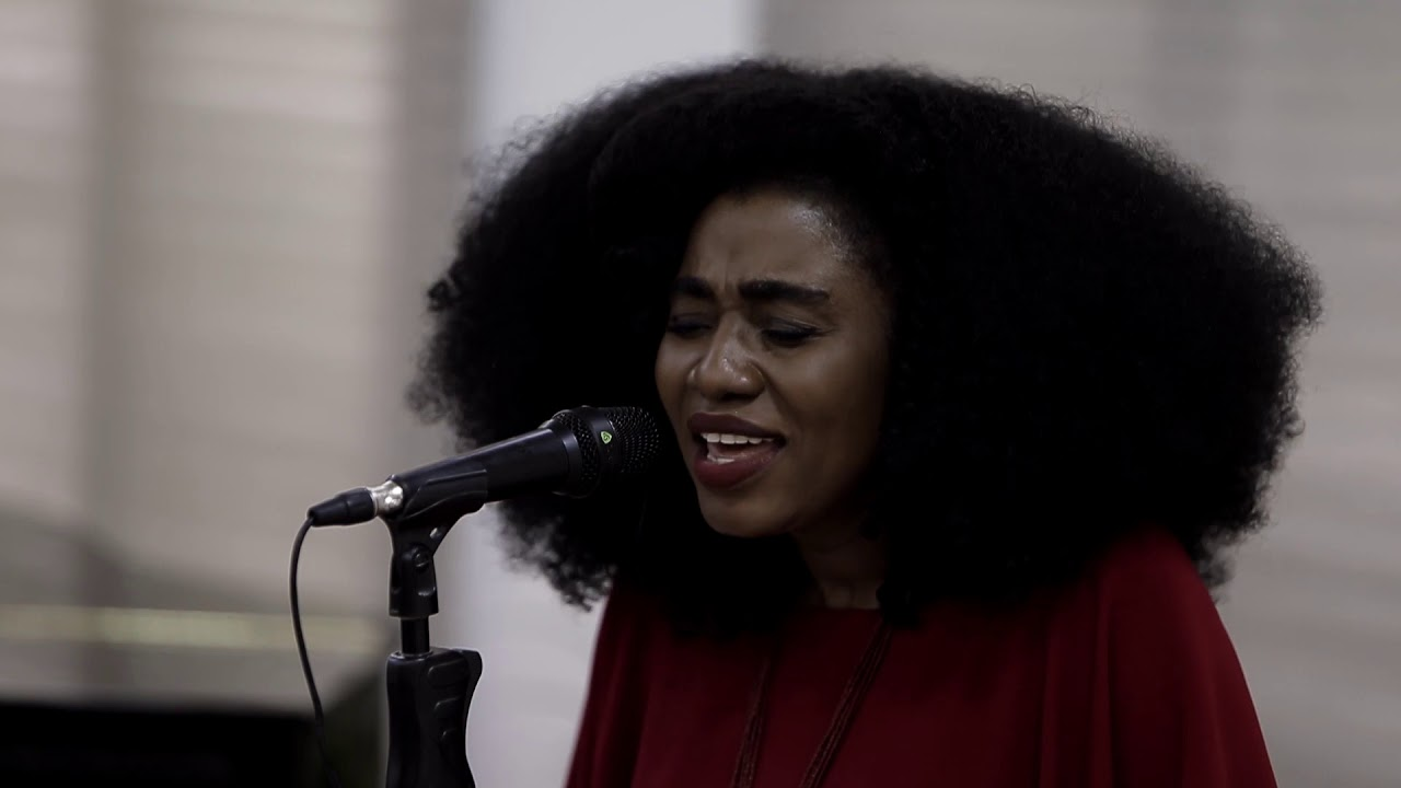 Download CLOTHED (Spontaneous Song) - Pastor Sola Fola-Alade and TY Bello