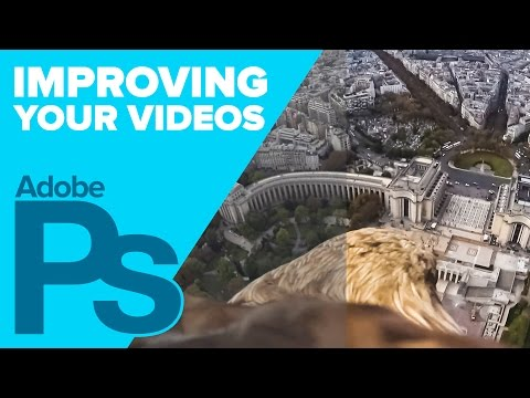 How to Improve Video Quality in PHOTOSHOP!