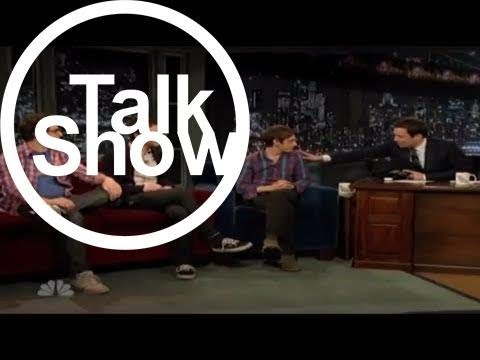 [Talk Shows]The Lonely Island - We're Back! (World Premiere With Jimmy Fallon)