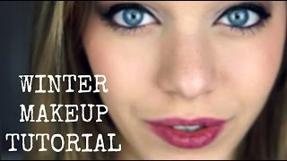 WINTER MAKEUP TUTORIAL | BeautyPolice101 Thumbnail