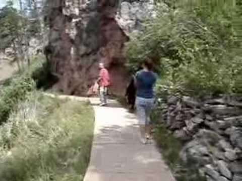 Jewel Cave Lantern Tour