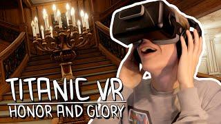 AMAZING VR EXPERIENCE | Titanic: Honor and Glory Demo 1 (Oculus Rift DK2)