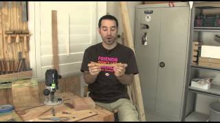 The Wood Whisperer - Flush Trim Bits