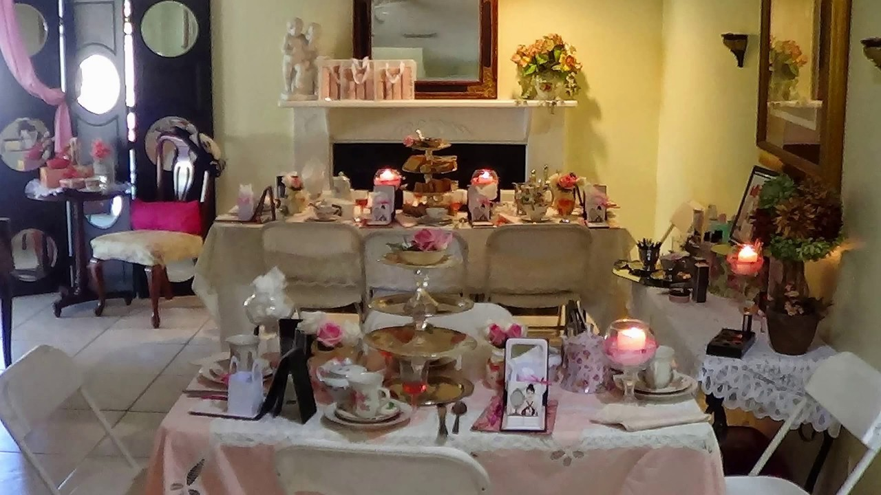 My Tea Party Mary Kay For Any Ideas And Tip 2
