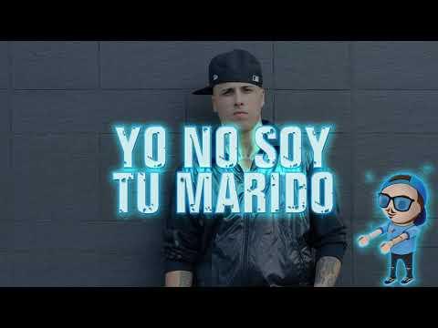 Nicky Jam – Yo no soy tu marido (Remix) x Fer Palacio