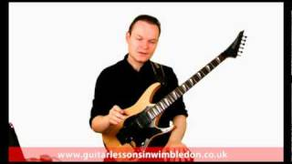 how to play heavy metal gallop-metal gallop lesson