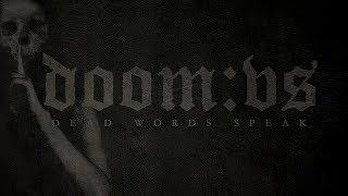 DOOM:VS - Dead Words Speak (2008) Full Album Official (Death Doom Metal)