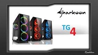 Sharkoon TG4 RGB - Odchudzona TG5, ale czy dobra?
