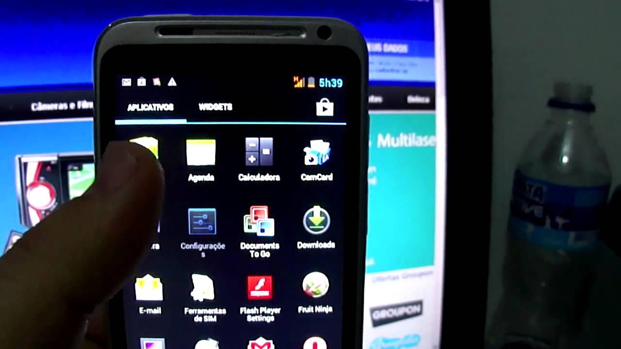 como mudar o idioma de chines para portugu s no android 4 0 youtube rh youtube com Android 10.0 Android 3.0
