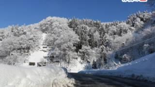 日本の宝妙高へ「妙高・冬景色」