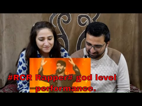 Pakistani React to #RCR Rapper# god level performance in MTV#hustle#