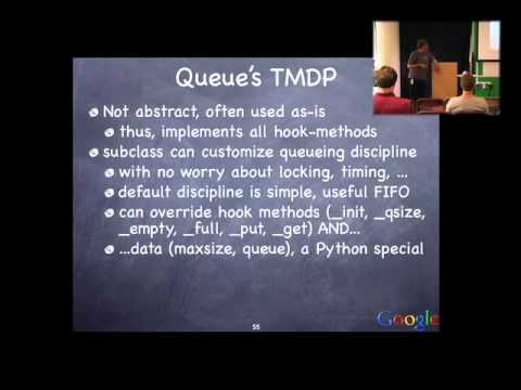 Advanced Topics in Programming Languages Series: Python Desi