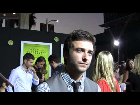 Reece Thompson Talks the Cast of Perks of Being a Wallflower