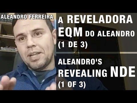 A reveladora EQM do Aleandro 1de3 | Aleandro's revealing NDE 1of3