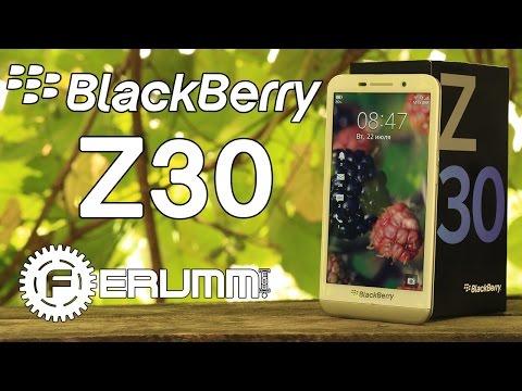 Blackberry Z30 большой обзор. Честный видеообзор Blackberry Z30. Разбор полетов от FERUMM.COM